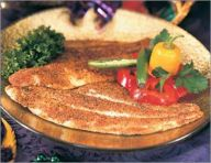 Southeastern seasoned catfish